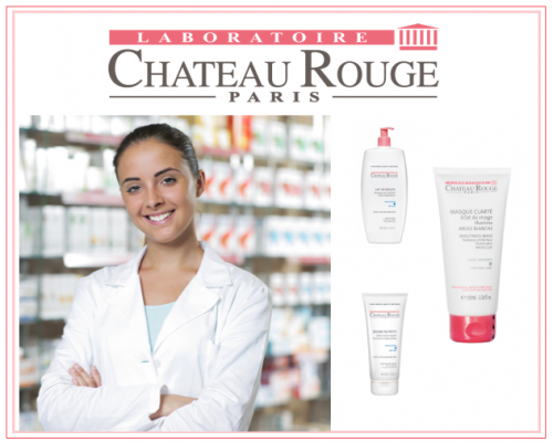 Sữa Tắm, Sữa Rửa Mặt Kích Trắng Da Chateau Rouge