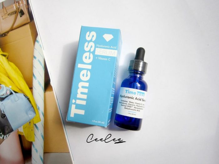 Tinh chất Timeless Vitamin C Hyaluronic Acid Serum