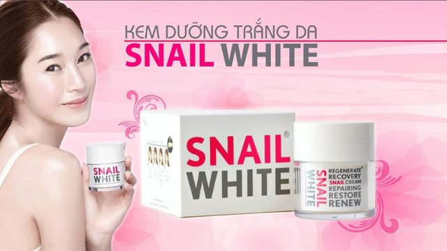 Kem Snail white Secretion Filtrate Whitening Body Lotion 250ml