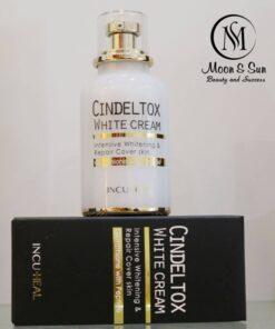 Kem dưỡng trắng da Cindel Tox White Cream