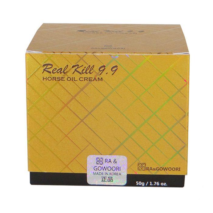 Kem Ngựa Ra&Gowoori Real Kill 9.9 Dưỡng Trắng Da