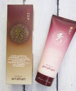 Kem Tẩy Da Chết Thảo Dược Arrahan
