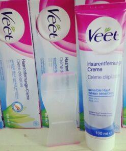 Kem tẩy lông Veet Hair Removal Cream