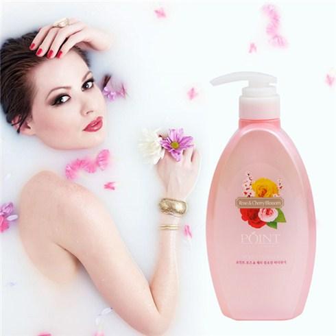 Sữa tắm Hàn Quốc Point Clean Naturals 550ml