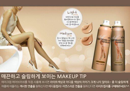 Tất Phun Chân Yufit Leg Make-Up Air Brush