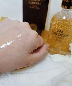 Tinh Chất Dưỡng Da Skinature 24k Goldzan Ampoule