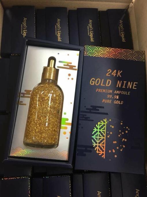 Tinh chất dưỡng da vàng 24k Gold Nine Premium Ampoule