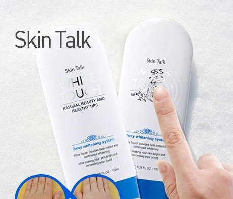SkinTalk White Touch Plus SPF 35 PA+++