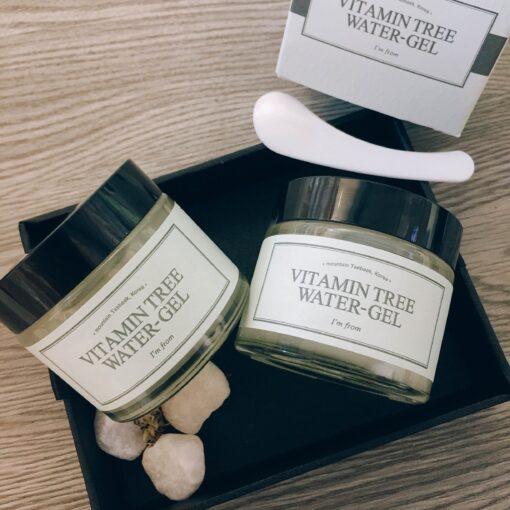 Kem dưỡng ẩm vitamin tree water