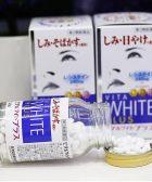viên uống trắng da trị nám white plus mẫu mới