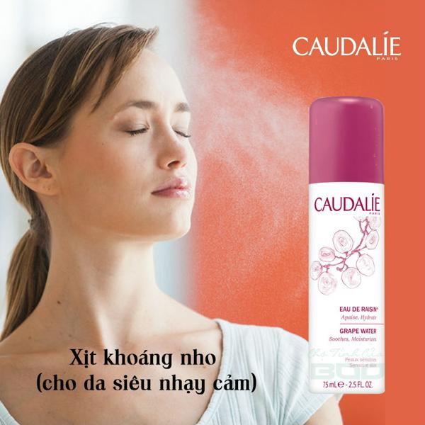 Xịt Khoáng Caudalie Grape Water Limited