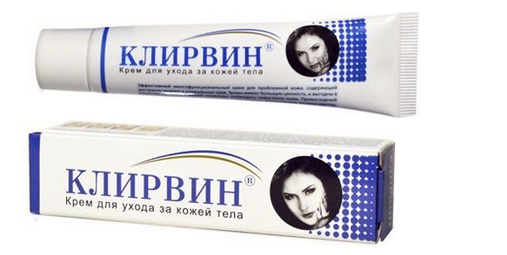 Kemtrịsẹo Klirvin của Nga