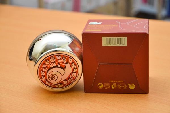 Kem dưỡng da ốc sên YeDam Yun Bit Complete Snail Hàn Quốc