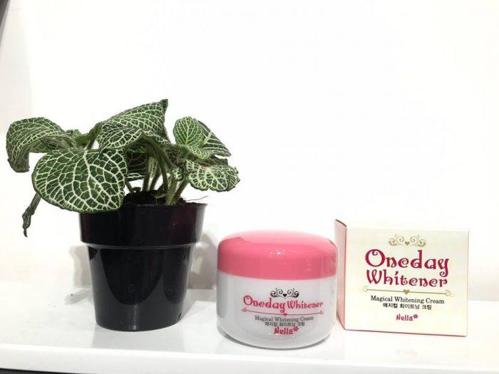 KemdưỡngtrắngdaOne day Whitener Magical Whitening Cream