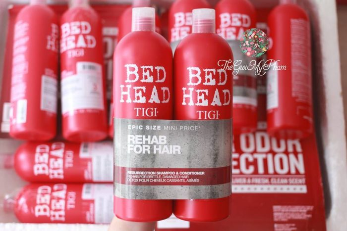 DẦU GỘI TIGI BED HEAD URBAN ANTIDOTES RESURRECTION 750ML