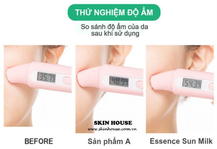 Kem chống nắng Missha All Around Safe Block Sun Milk SPF50+/PA+++