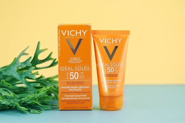 Kem Chống Nắng Vichy Capital Ideal Soleil SPF50+