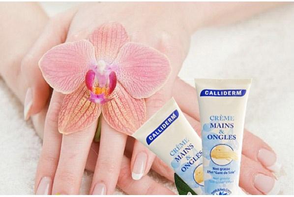 Kem dưỡng da tay Calliderm Creme Mains & Ongles 150ml