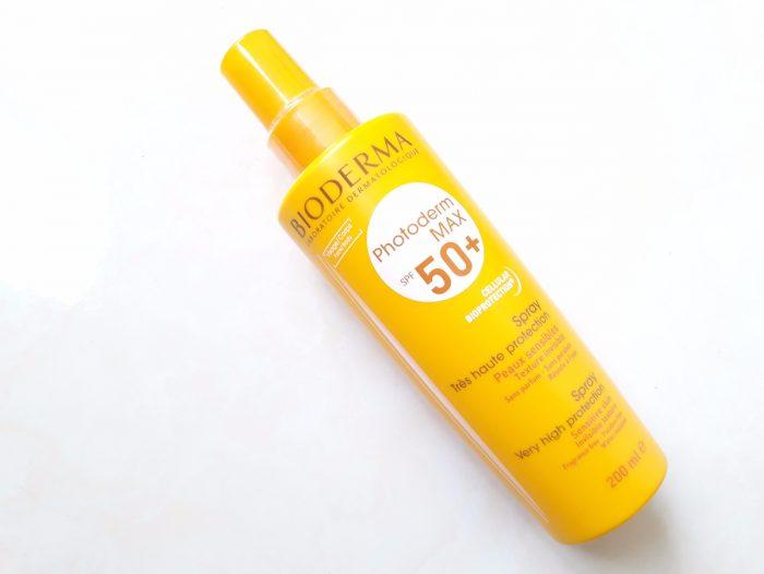 Xịt chống nắng Bioderma Photoderm Max Spray SPF50+ 200ml