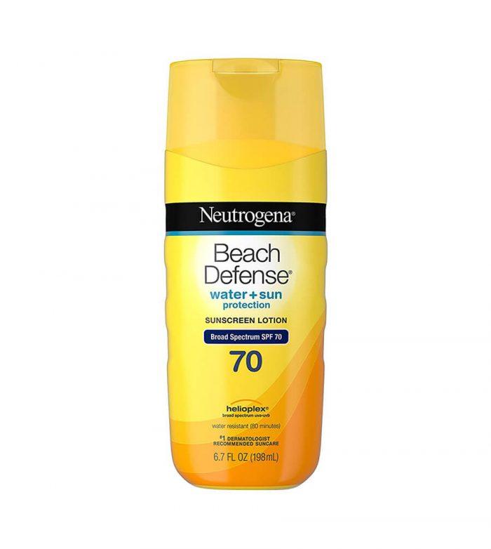 Kem chống nắng Neutrogena Beach Defense SPF70