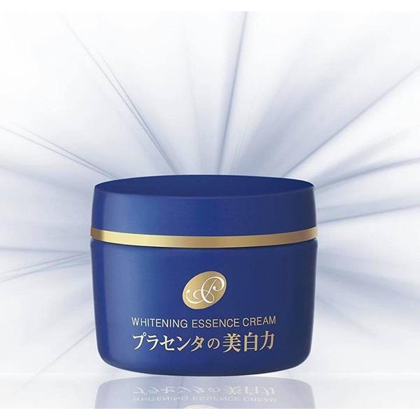 Kem dưỡng Meishoku Whitening Essence Cream Placenta