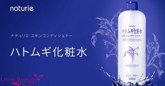 Nước hoa hồng Naturie Skin Conditioner