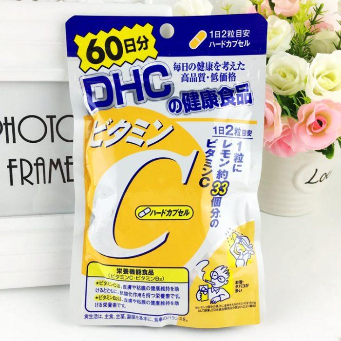 Viên uống DHC vitamin c 120 viên