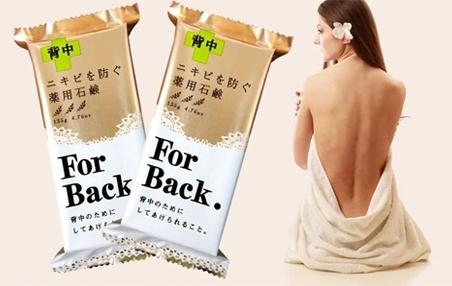 Xà phòng trị mụn lưng For Back Medicated Soap