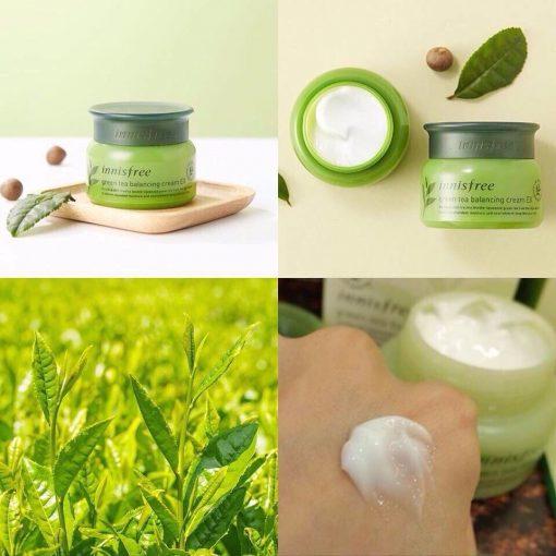 Innisfree-Green-Tea-Balancing-cream-17