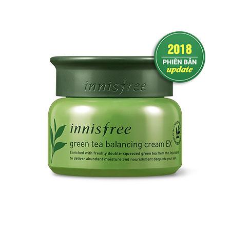Innisfree-Green-Tea-Balancing-cream-9