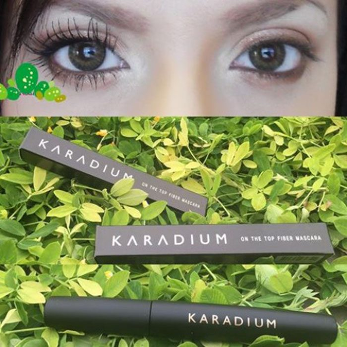 Chuốt mi Karadium On The Top Fiber Mascara
