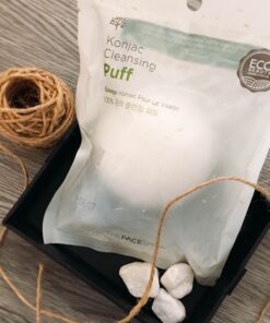 bot-rua-mat-charcoal-konjac-cleansing-puff-the-face-shop-10