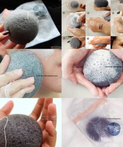 bot-rua-mat-charcoal-konjac-cleansing-puff-the-face-shop-14