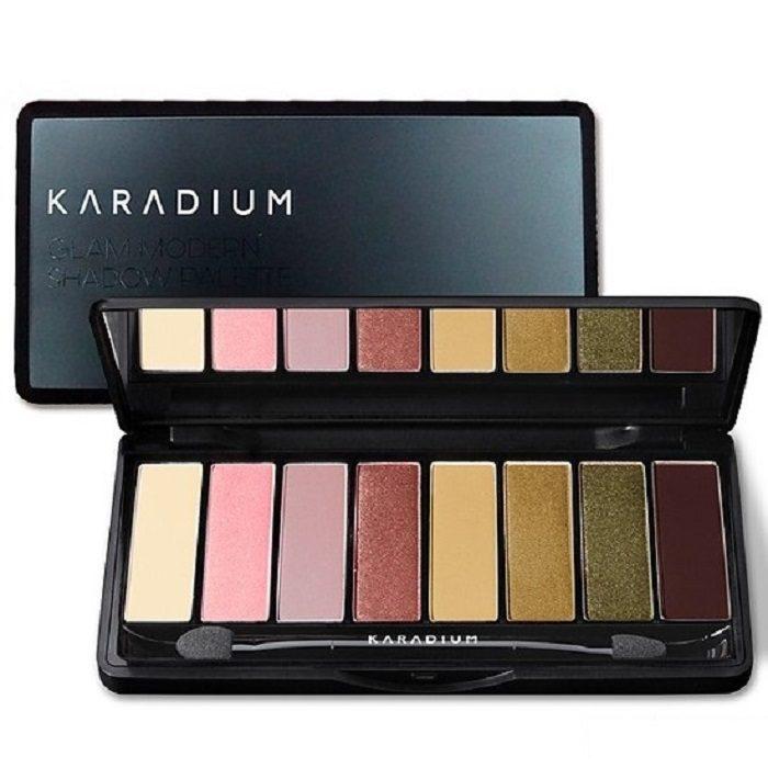 Bảng Phấn Mắt Karadium Glam Modern Shadow Palette