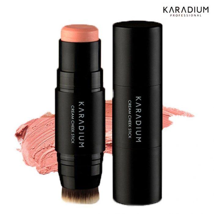 Phấn má hồng dạng thỏi Karadium Cream Cheek Stick