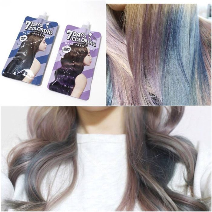 Nhuộm Tóc Missha 7 Days Coloring Hair Treatment