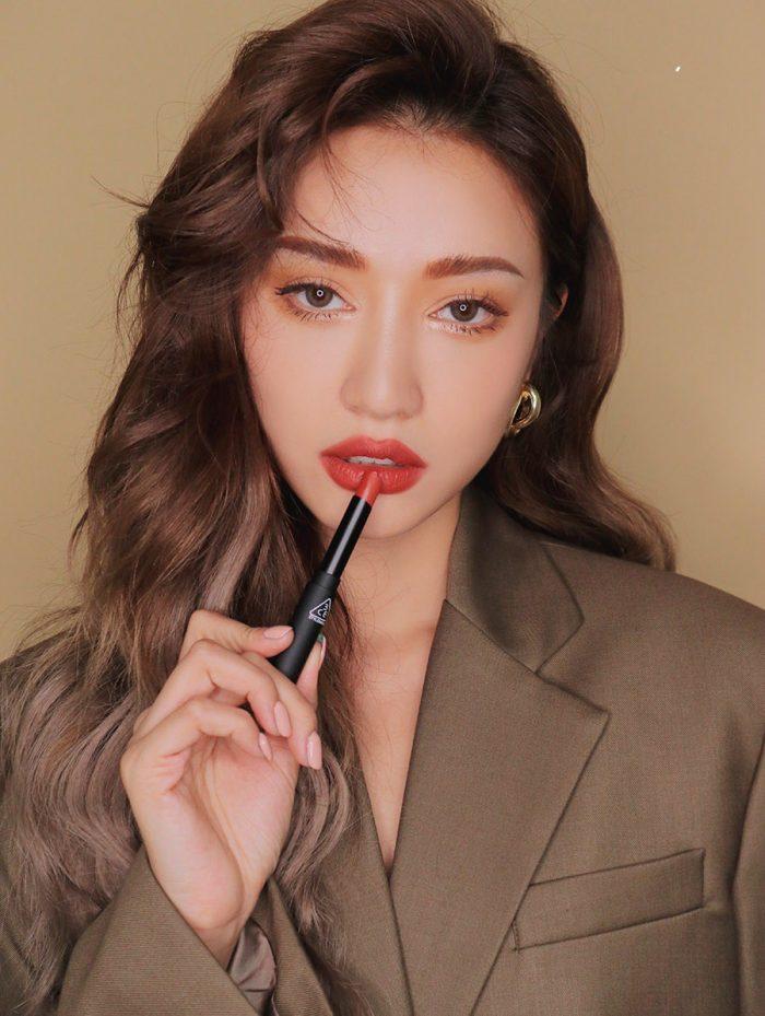 Son 3CE Slim Velvet Lip Color mẫu mới 2018