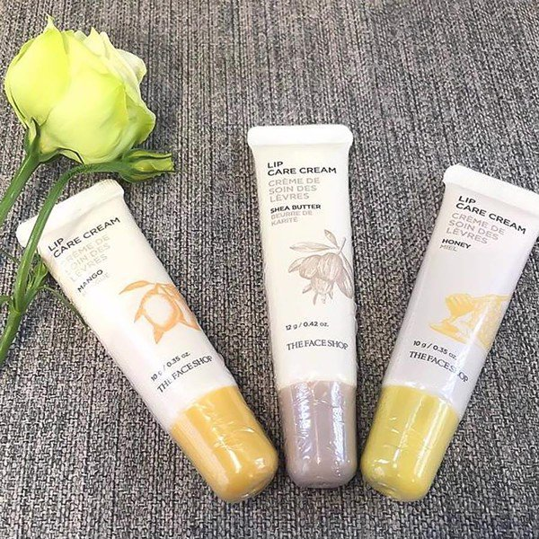 Son dưỡng môi The Face Shop Lip Care Cream