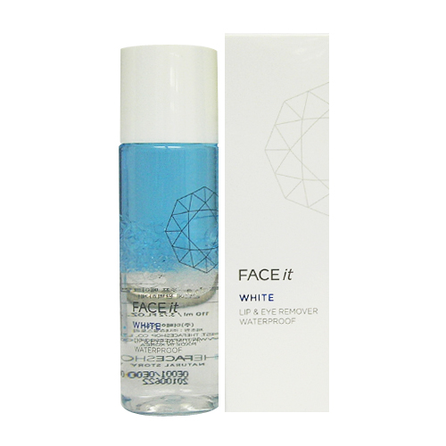 Tẩy Trang Mắt Môi The Face Shop Face It White Lip Eye Remover WaterProof