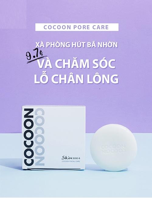 Xà Phòng Trị Mụn Skin1004 Cocoon Soap Mask