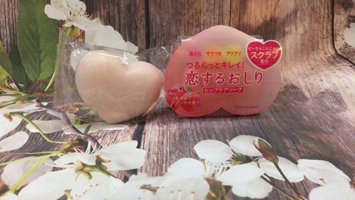 Xà Phòng Trị Thâm Mông Pelican Hip Care Soap