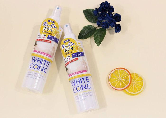 Trải nghiệm làn da căng mướt cùng xịt khoáng White ConC - 274558
