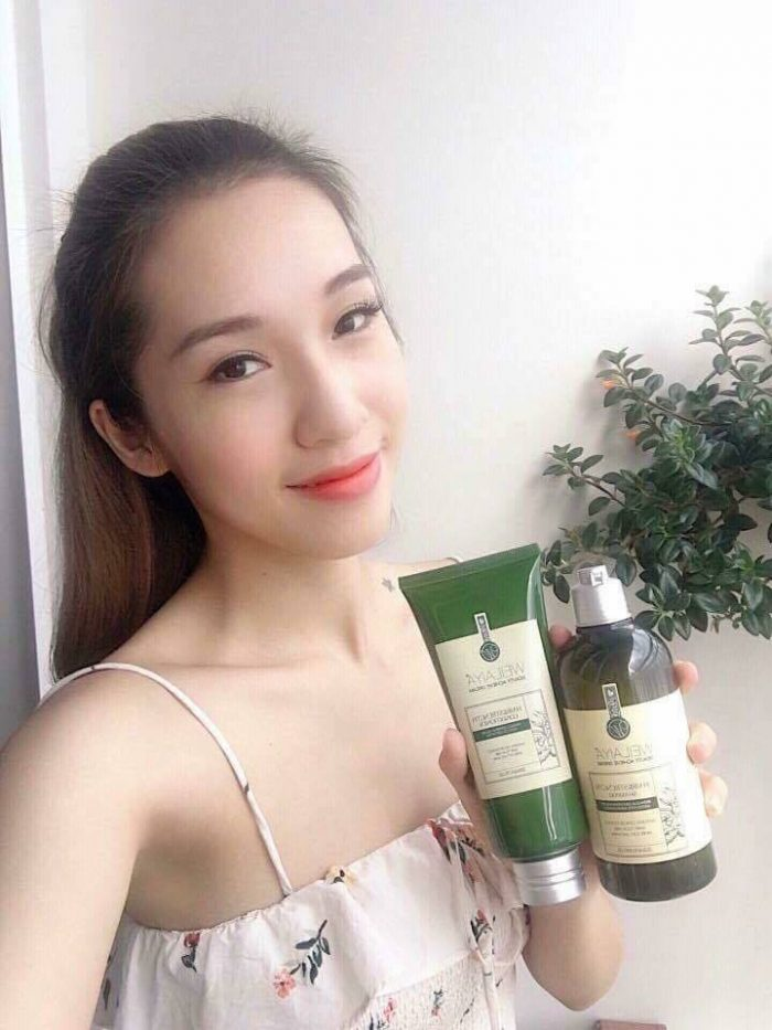 dầu gội weilaiya beauty achieve dream