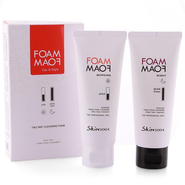 Sữa Rửa Mặt Skin1004 Foam Foam Morning & Night Cleanser