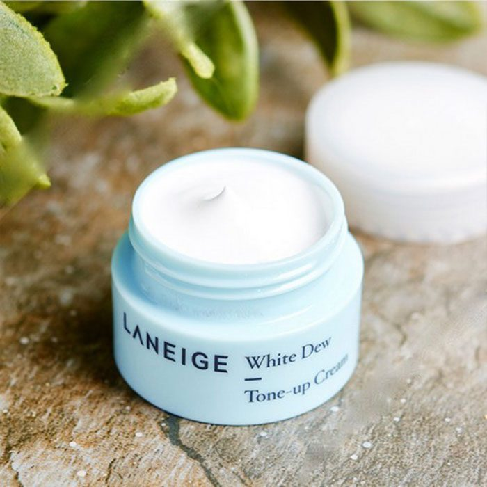 Kem Laneige White Dew Tone Up Cream