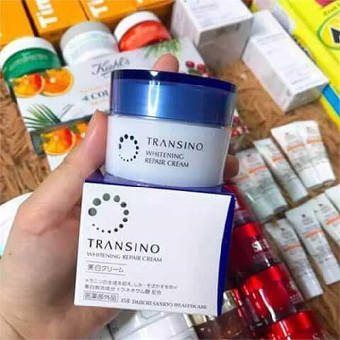 Kem Transino Whitening Repair Cream