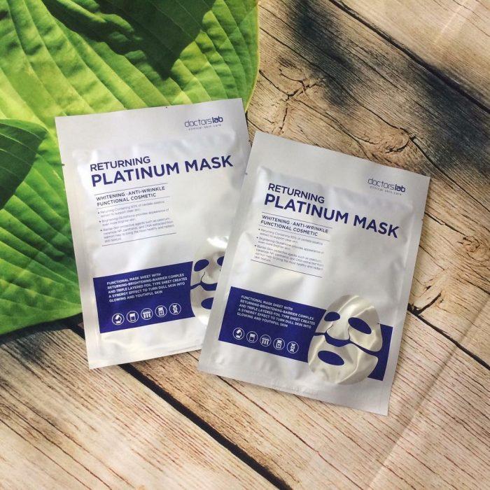 Mặt nạ Doctorslab Returning Platinum Mask