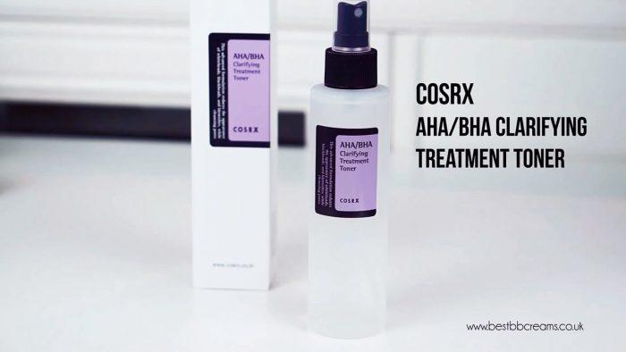 Nước Hoa Hồng Cosrx AHA/BHA Clarifying Treatment Toner