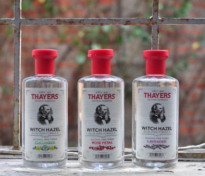 Nước hoa hồng Thayers Alcohol Free Witch Hazel Toner