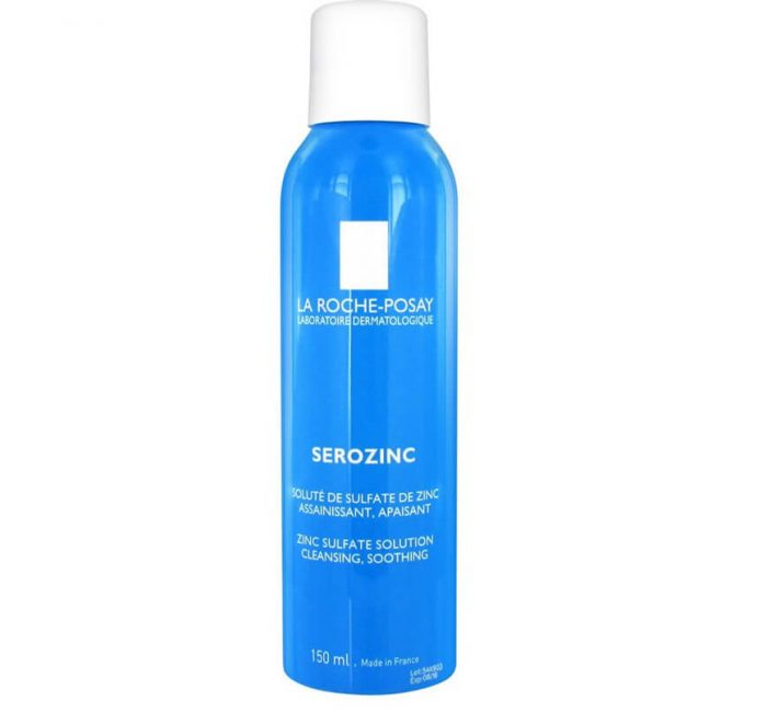 Xịt Khoáng La Roche-Posay Serozinc Zinc Sulfate Solution Spray Mis
